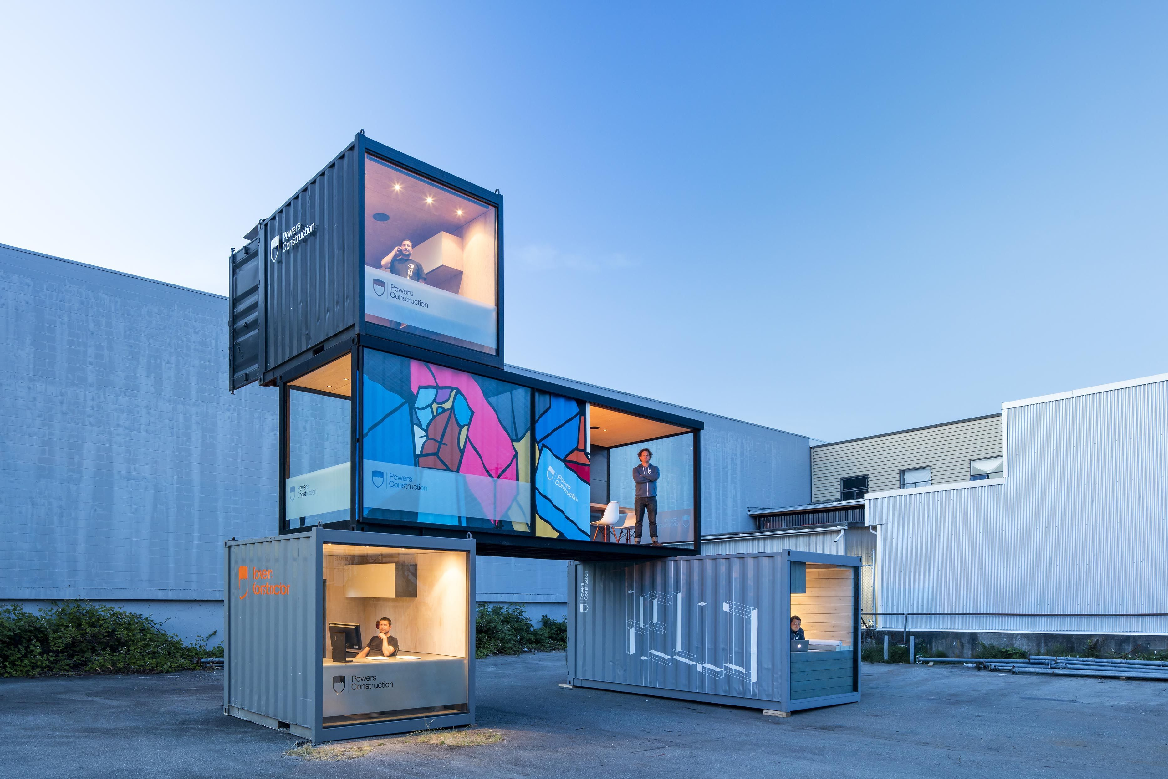 Shipping Container Offices Shipping Container Office Container