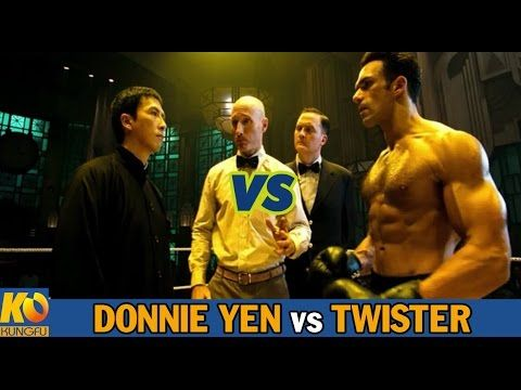 Donnie Yen Vs Twister Wing Chun Vs Boxing Yip Man Used Wing Chun Kung Fu Knockout Boxing Twister Mr Miller In Ip Man 2 Donnie Yen 2 Movie Wing Chun Kung Fu