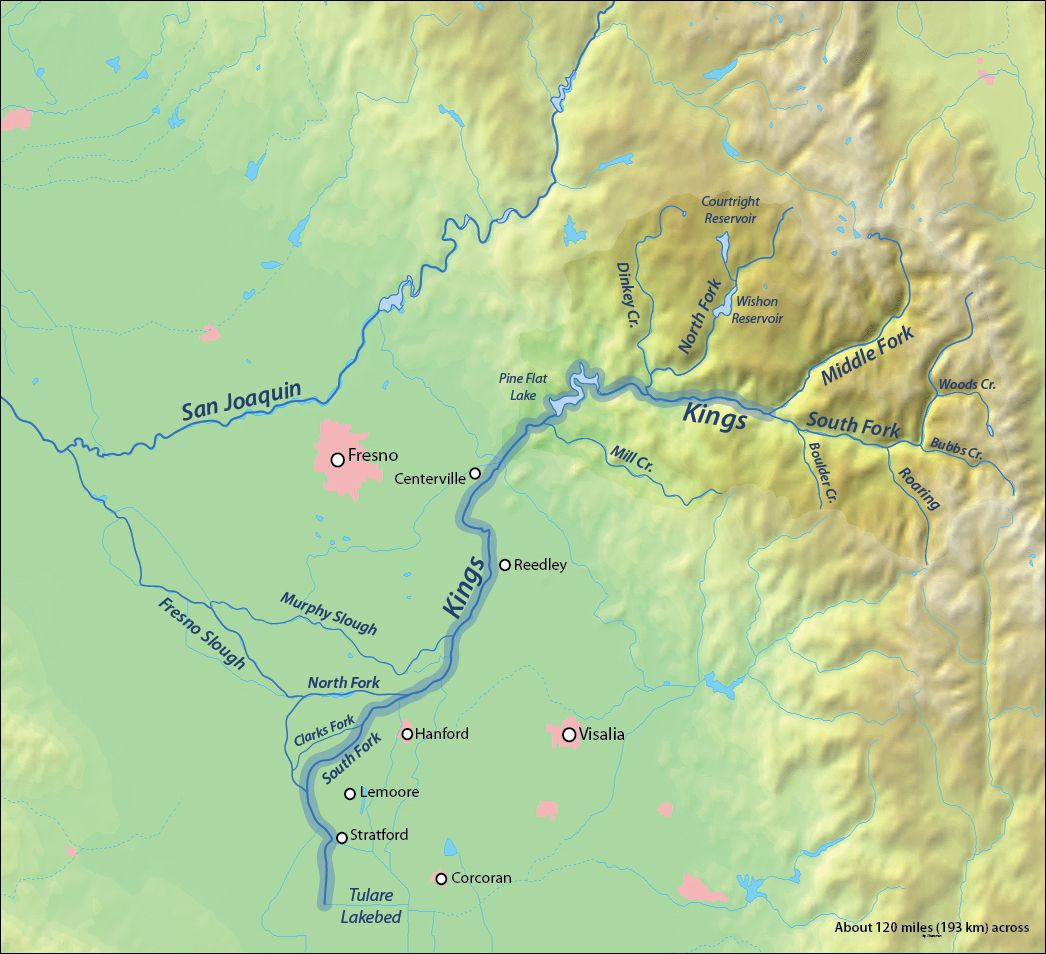 map of rivers and dams in california Google Search Interactive