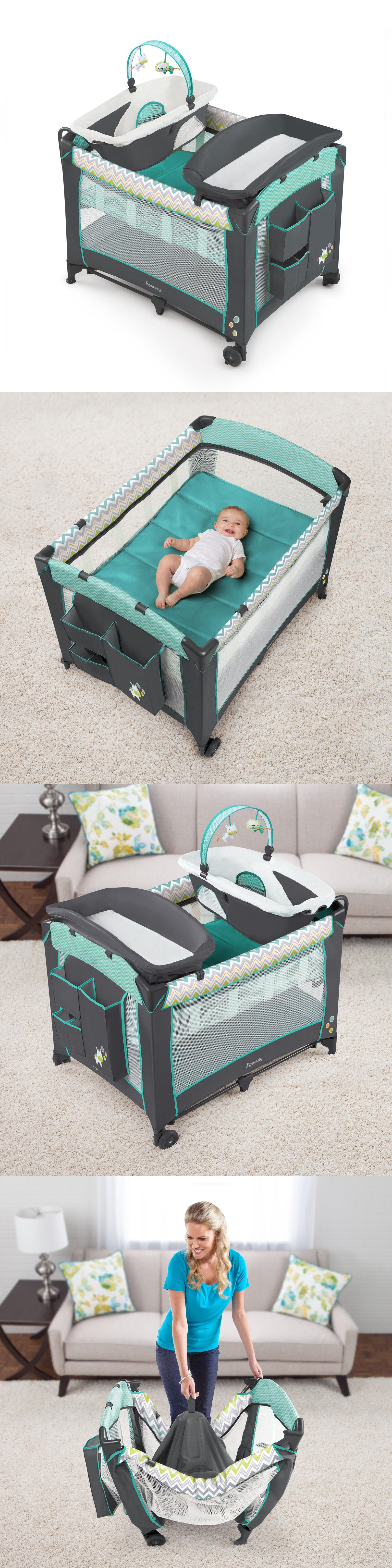 Baby cribs dundas - Baby Nursery Baby Nursery Bassinet Infant Sleeper Crib Newborn Playard Folding Changing Table Buy It