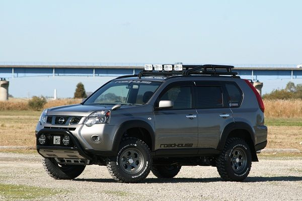 nissan x trail xcellent xtrails pinterest nissan 4x4 and offroad. Black Bedroom Furniture Sets. Home Design Ideas