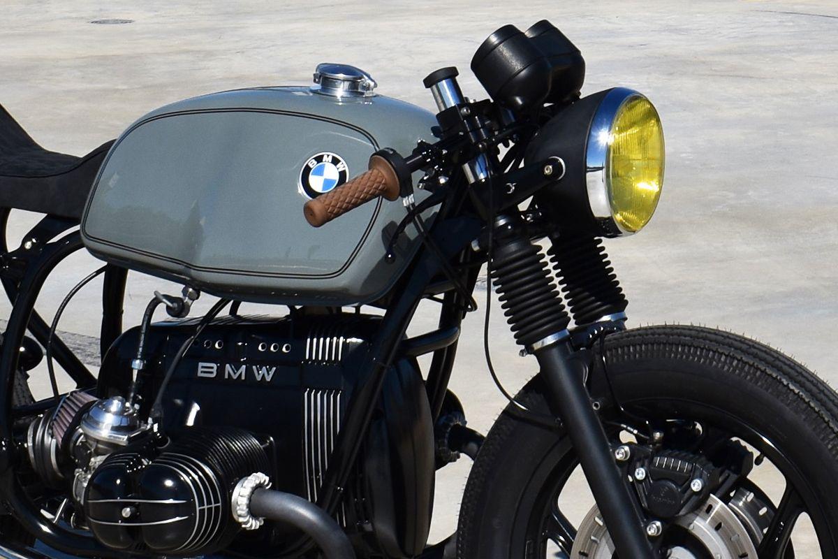 Cut Snake - BMW R100RT café racer | Return of the Cafe Racers
