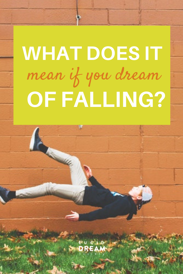 find out everything you need to know about the interpretation of falling dreams