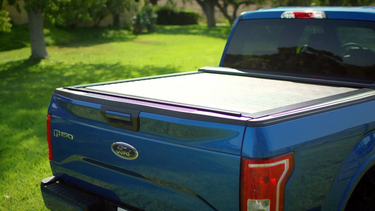 Ricochet And Ricochet Xrt By Leer Retractable Tonneau Cover Tonneau Cover Retractable Tonneau Cover Cover