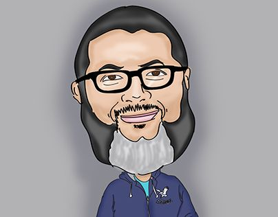 """Check out new work on my @Behance portfolio: """"Caricature"""" http://be.net/gallery/46492249/Caricature"""
