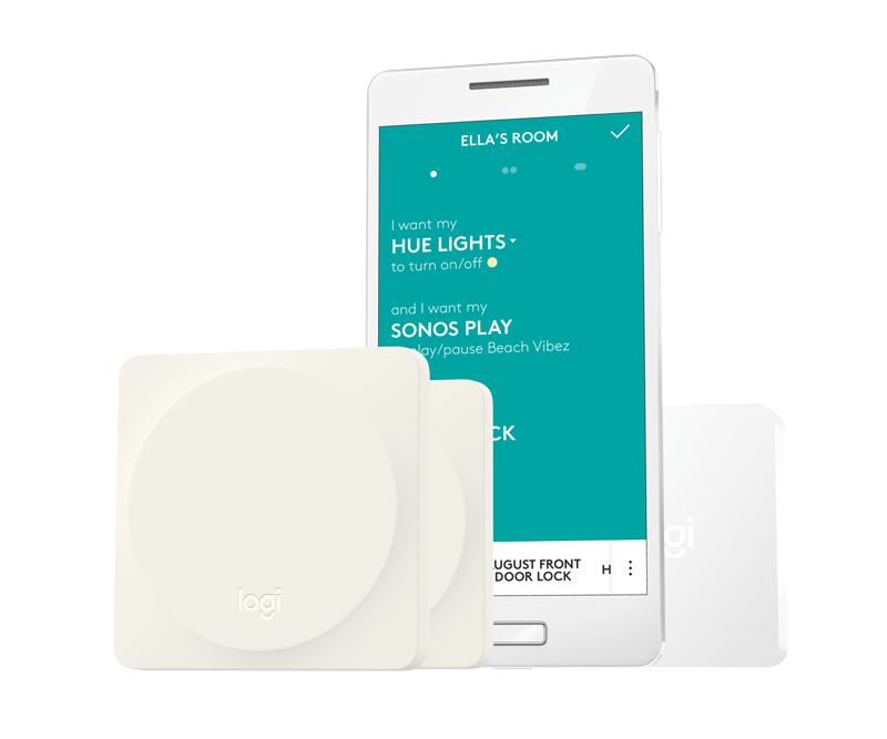 POP Home Switch, Starter pack, White - button controls lighting via ...