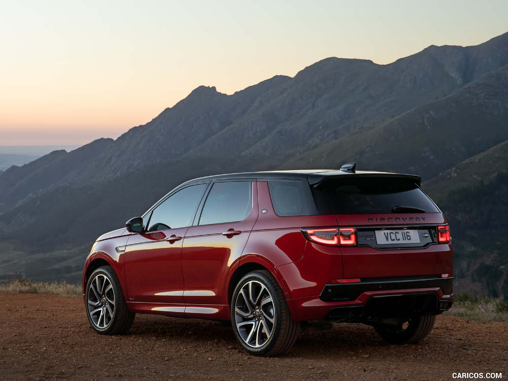 2020 Land Rover Discovery Sport (With images) Land rover