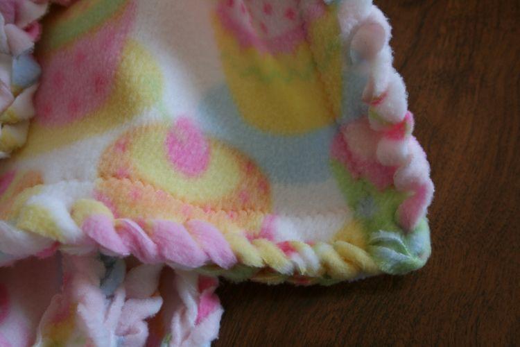Project Linus Fleece Blankets No Sew Fleece Blanket
