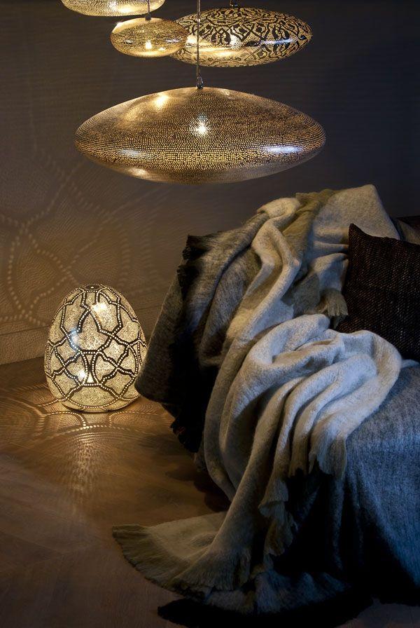 Amazing Homafrica  Beautifully Intricate Lighting By Zenza