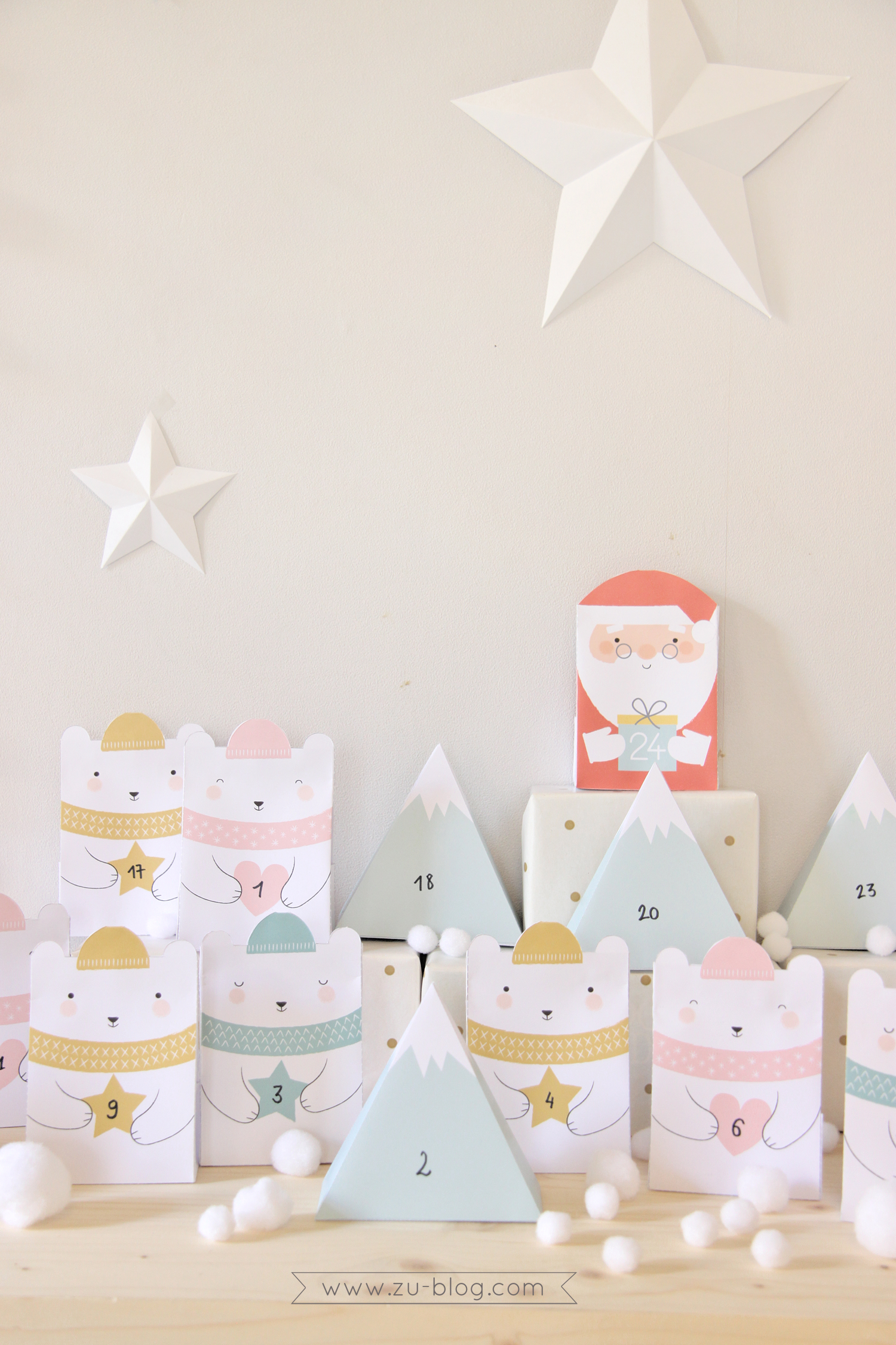 Top 10 DIY Printable Advent Calendar Ideas for Christmas Countdown