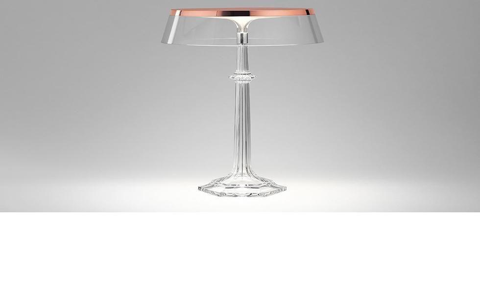 Une lampe dessinée par Philippe Starck Ici design classique (le