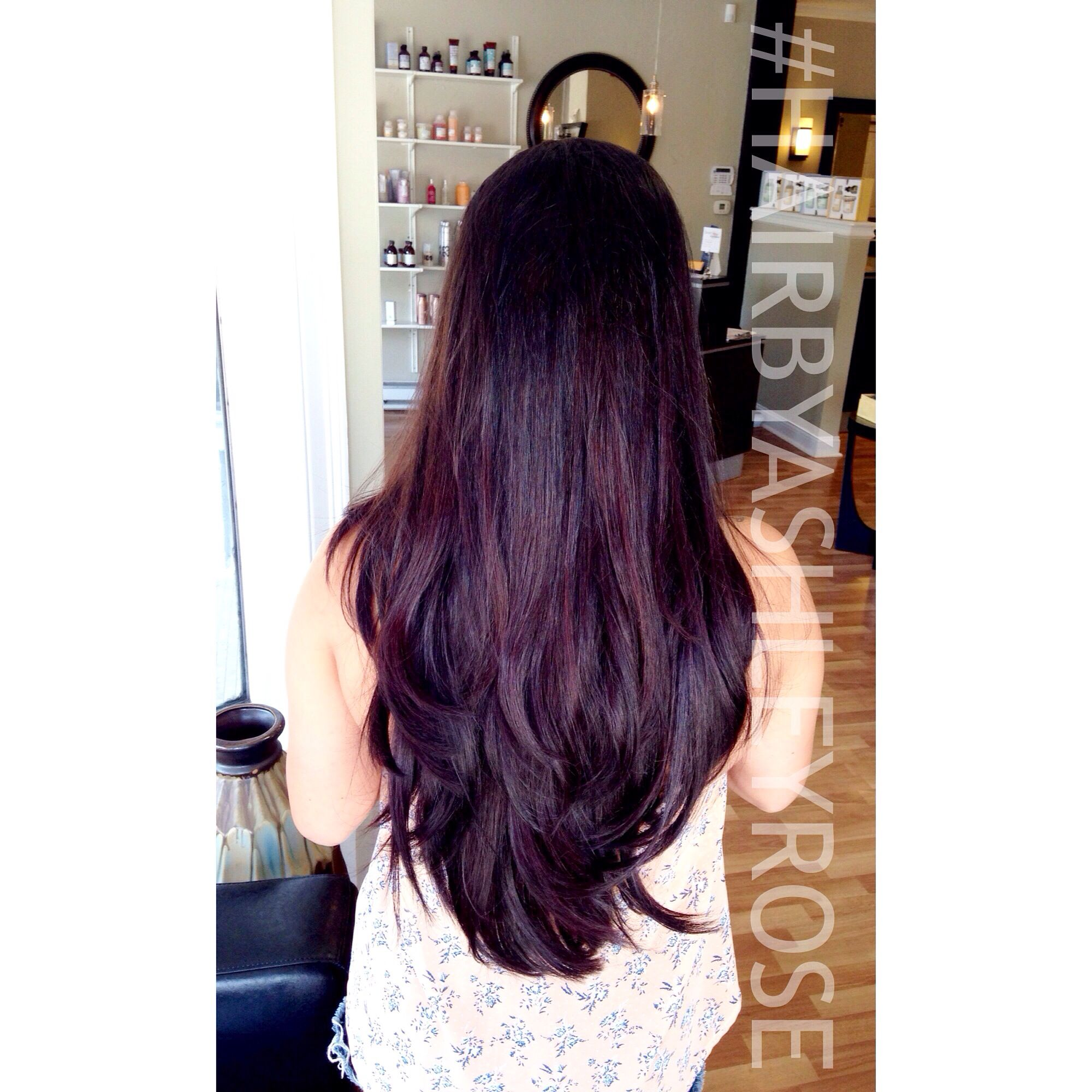 Redviolet Sombre With A Level 2 Root