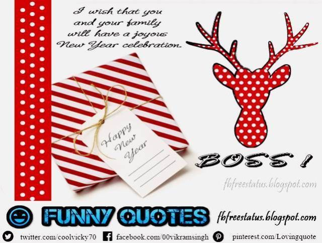 New Year Wishes For Boss   Happy New Year 2018   Pinterest