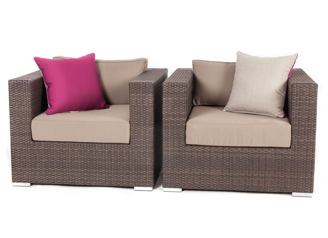 Liana 5 Person Modular Sectional Ogni Sectional Patio