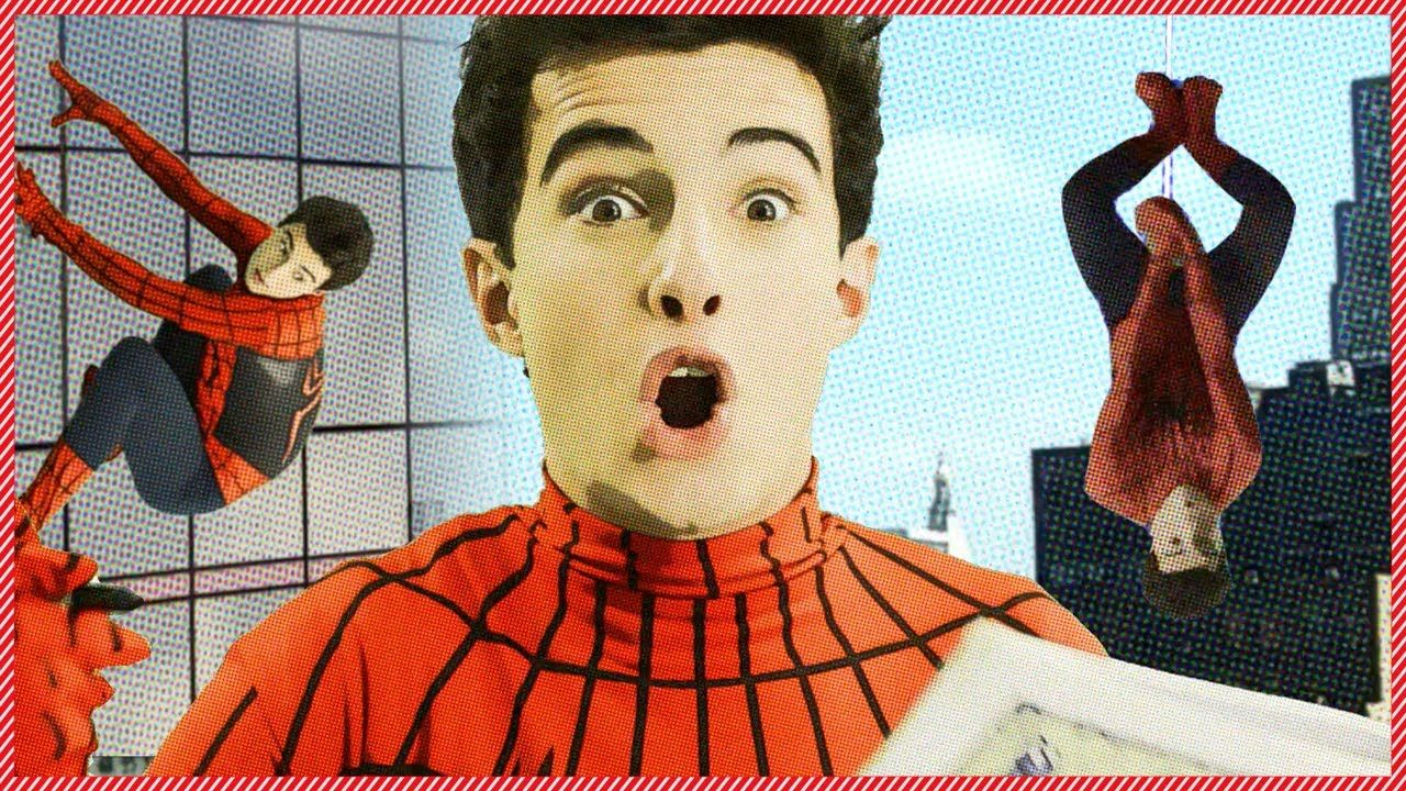 The Amazing Spider-Man 2 Official Parody