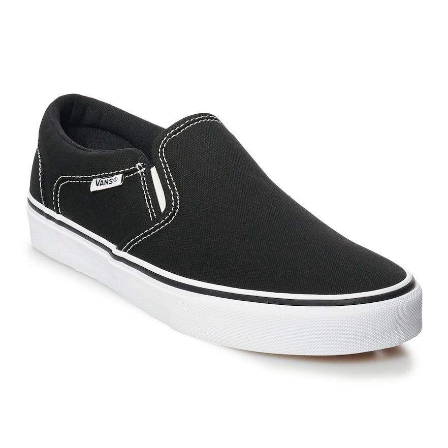 Vans Asher Men's Skate Shoes, Size