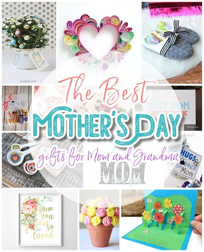 The best easy diy mothers day gifts and treats ideas holiday the best diy mothers day do it yourself gift ideas craft projects and spring brunch treats recipes for moms and grandmas easy holiday favorites via solutioingenieria Images
