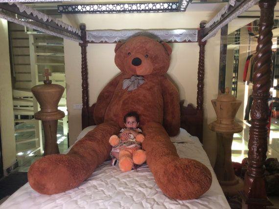 08039bf13e2 EMPTY Huge Giant Big 300 CM 120 inch Super Size Teddy Bear