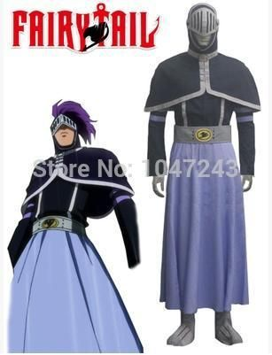 Halloween Clothes High Quality Fairy Tail Human Possession Bickslow Anime Cosplay Costume Free Shipping & Halloween Clothes High Quality Fairy Tail Human Possession Bicks ...