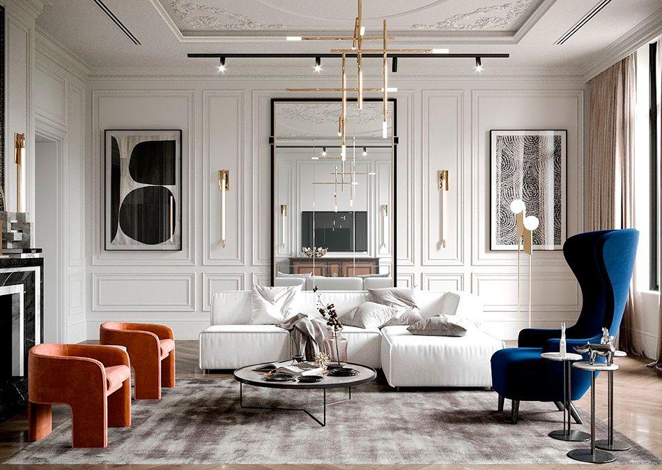 Modern Classic Style In 2020 Modern Classic Interior Luxury Home Decor Minimalist Dining Room