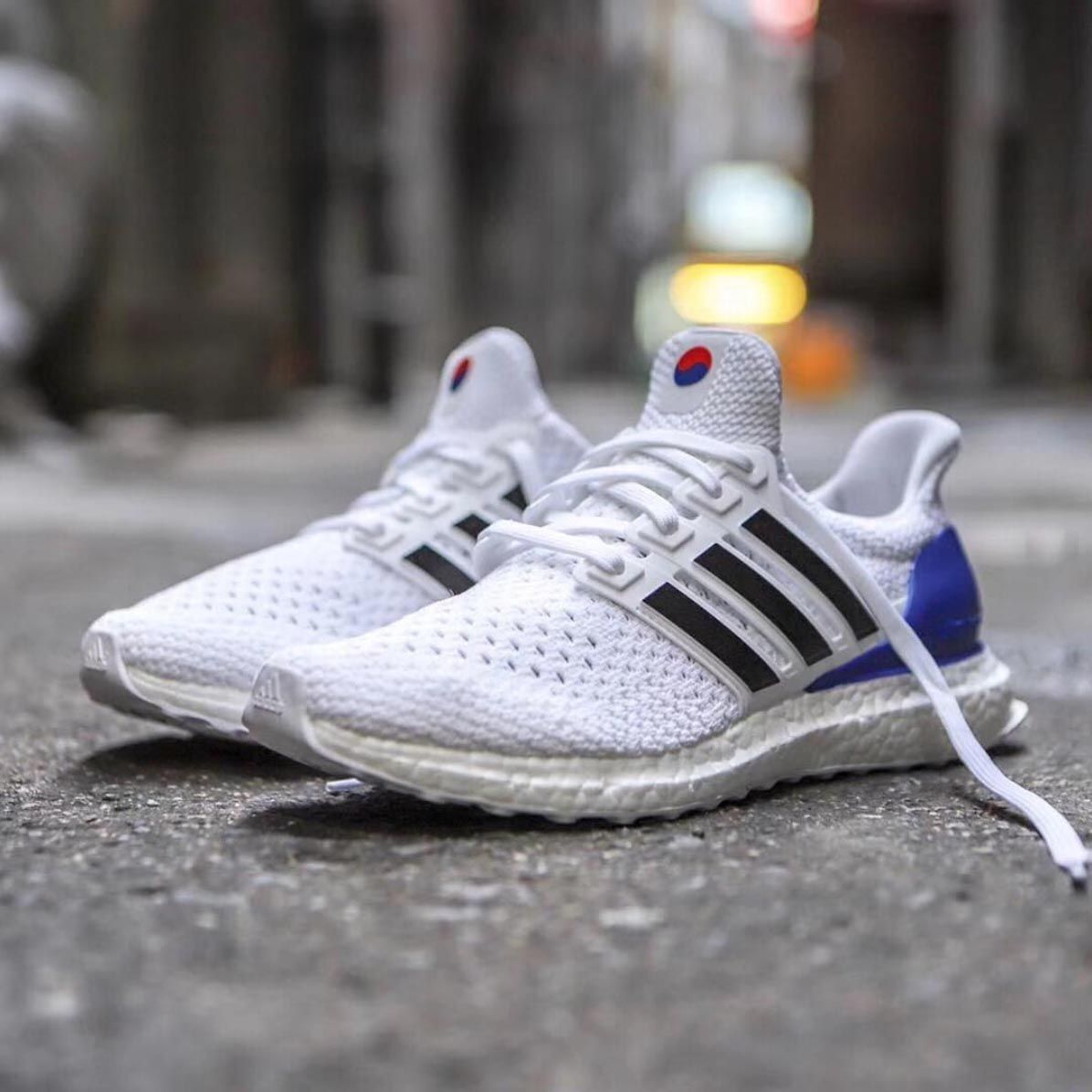 The adidas Ultra Boost 'Seoul' Is Limited To 1988 Pairs