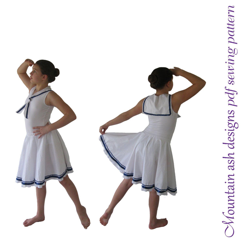 Image result for sailor ballet costume   Ballet costume ideas ...