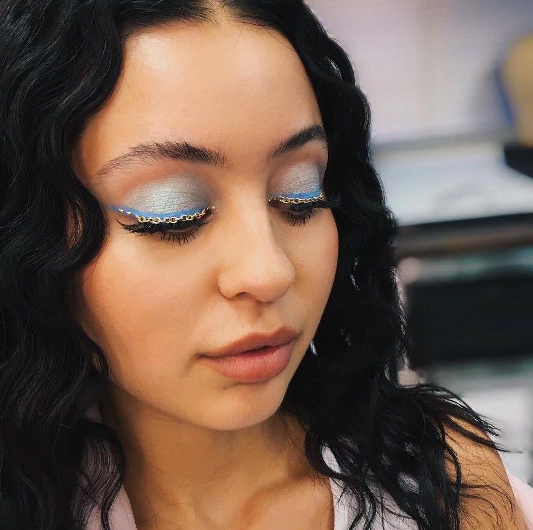 Maddie Eye makeup, Aesthetic makeup, Makeup inspiration