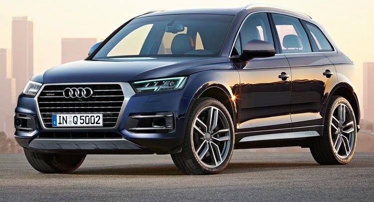 2017 Audi Q5 Concept Audi Q5 Audi Audi Cars