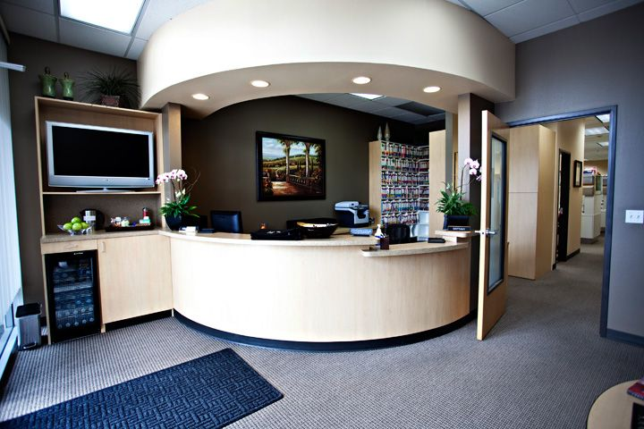 17 Best images about Dental office reception areas on Pinterest ...
