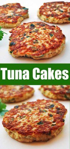 Tuna Cakes images