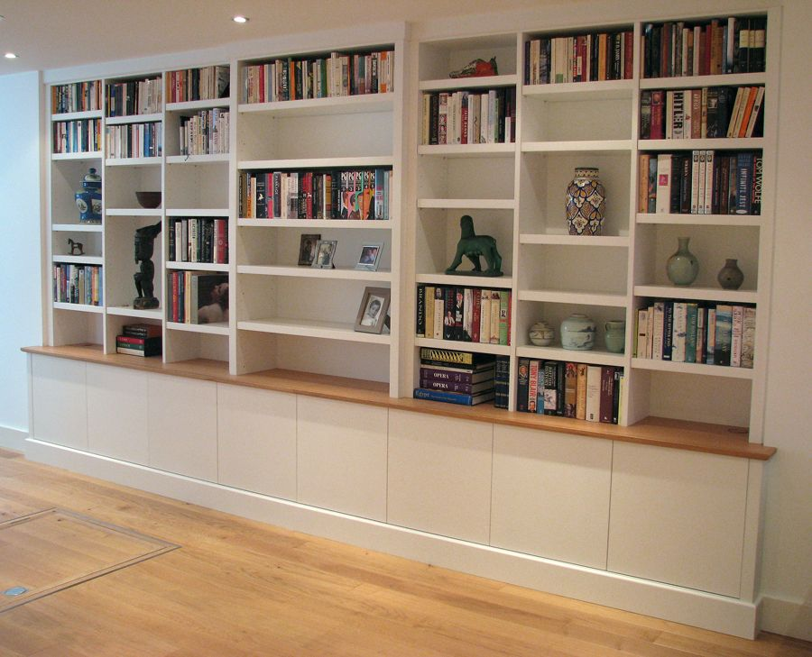 Bespoke bookcases shelves and libraries sitting Bookshelves in bedroom ideas