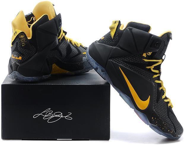 ccfb4b0100c Nike LeBron 12S With custom1