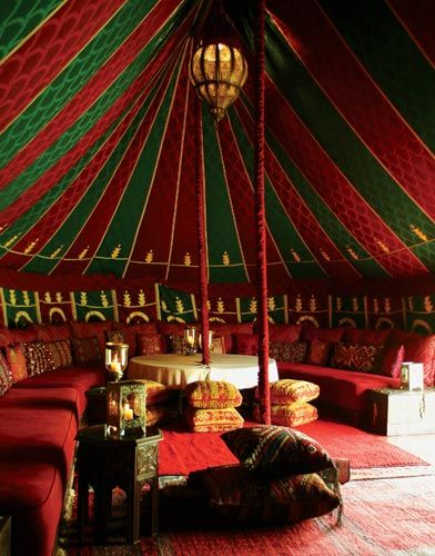Moroccan Tent & Moroccan Tent | group Glamping : Luxury Tents u2022 Tented Camps ...