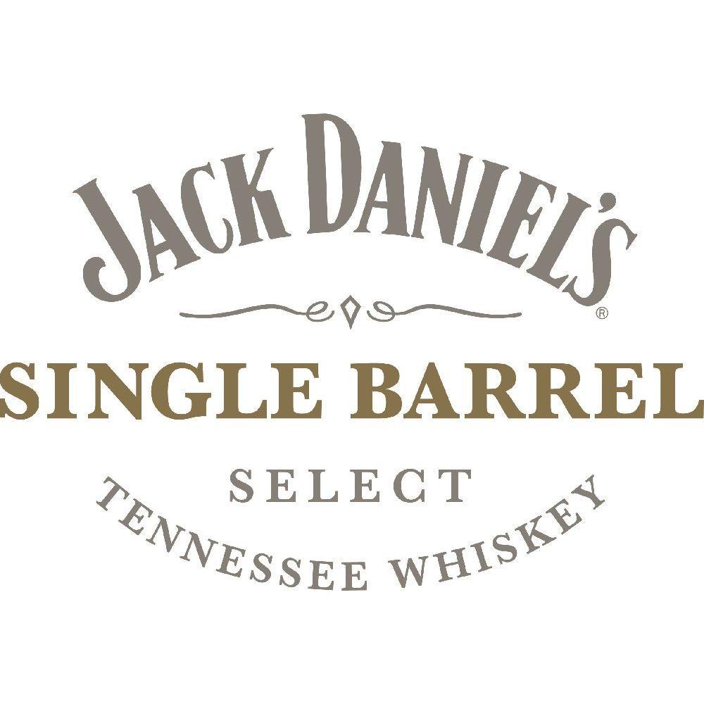 Jack Daniels Single Barrel Logo