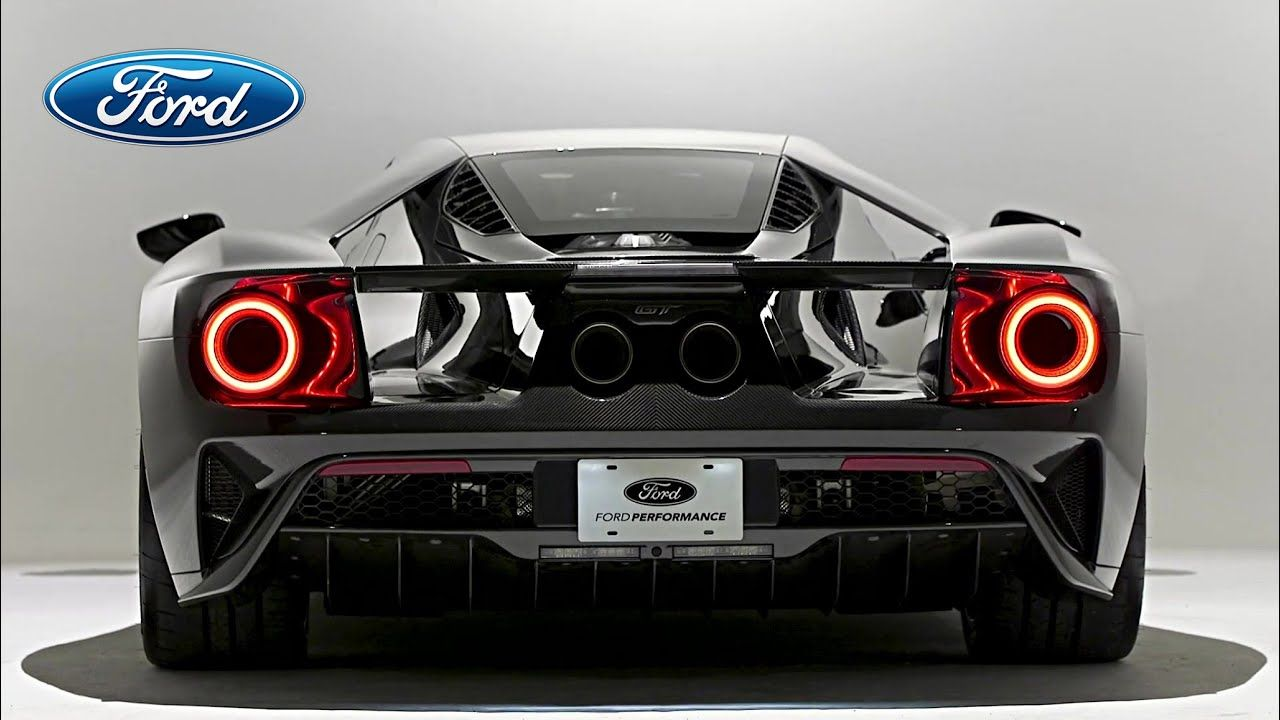 2020 Ford Gt Liquid Carbon Supercar V 2020 G