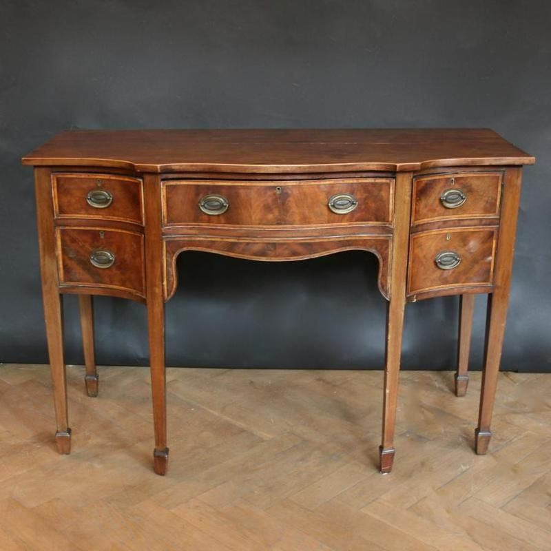 Antique George III sideboard at The Architectural Forum - Antique George III Sideboard At The Architectural Forum Furniture
