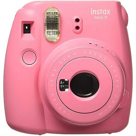 Fujifilm Instax Mini 9 Choice Of Color Instant Film Camera On Sale At Shophq Com In 2021 Fujifilm Instax Fujifilm Instax Mini Instax Camera