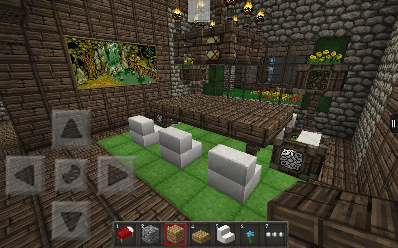 Decorate Your House In Minecraft