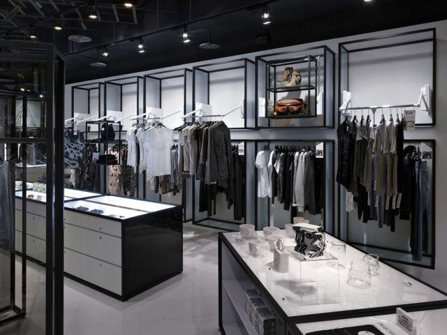 Artifacts Nanshi Retail shop and Interiors
