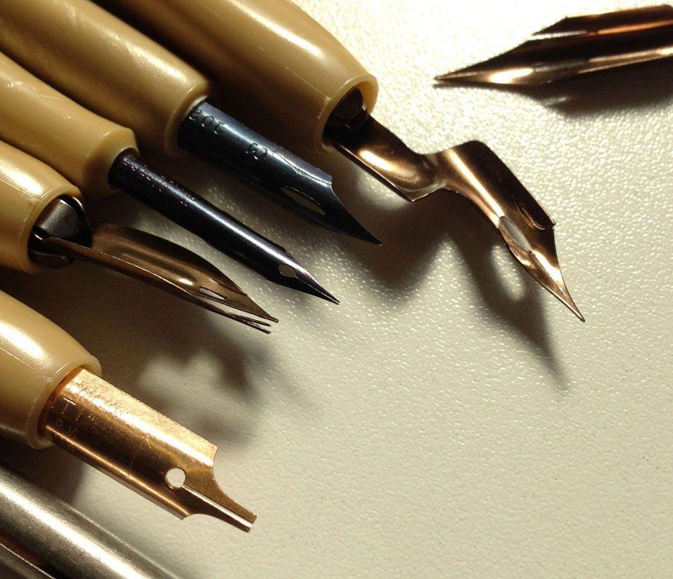 William Mitchell Calligraphy Pens At Jackson S Art