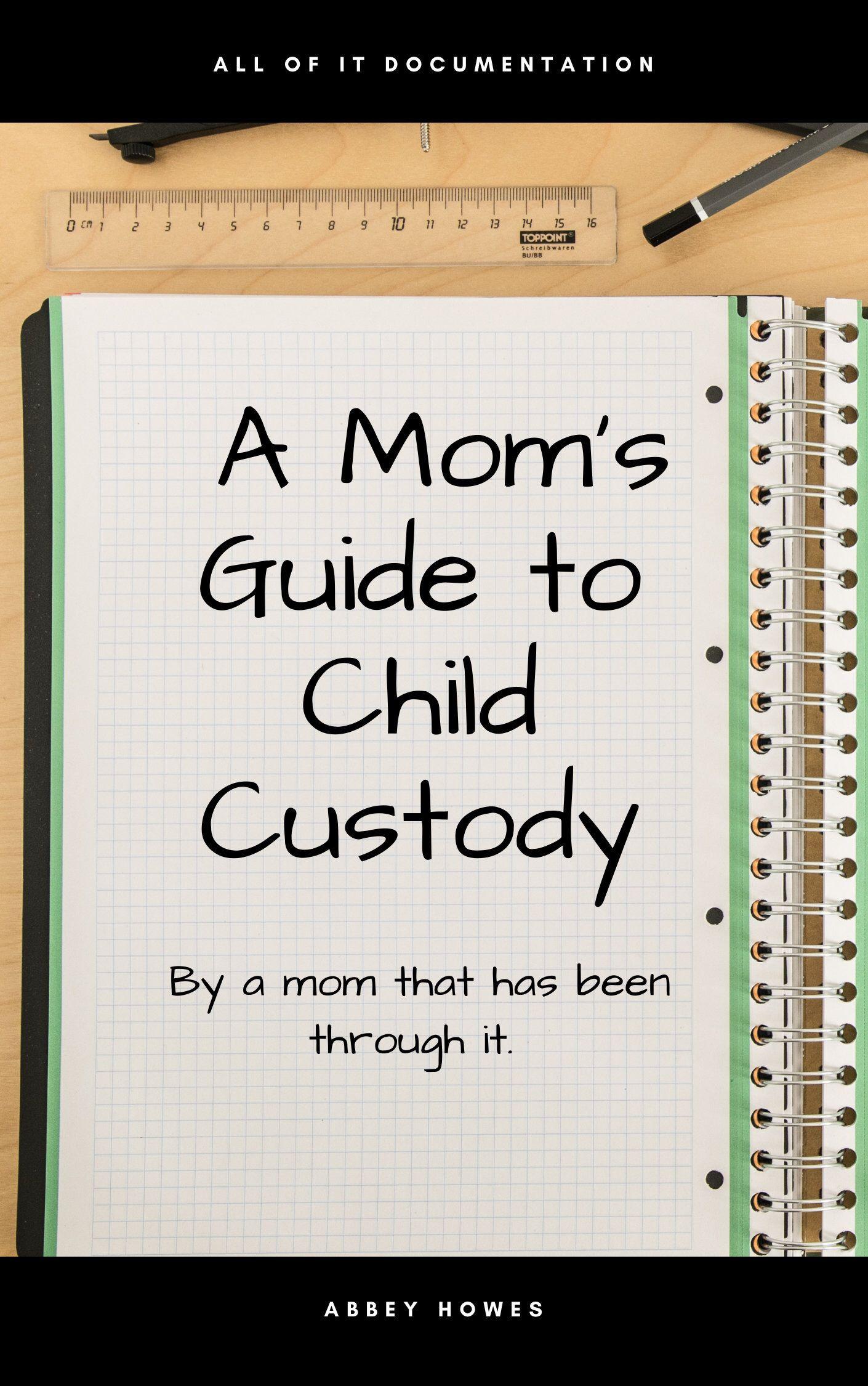 A Mom S Guide To Child Custody Ebook Child Custody Guide Etsy Child Custody Child Custody Quotes Custody