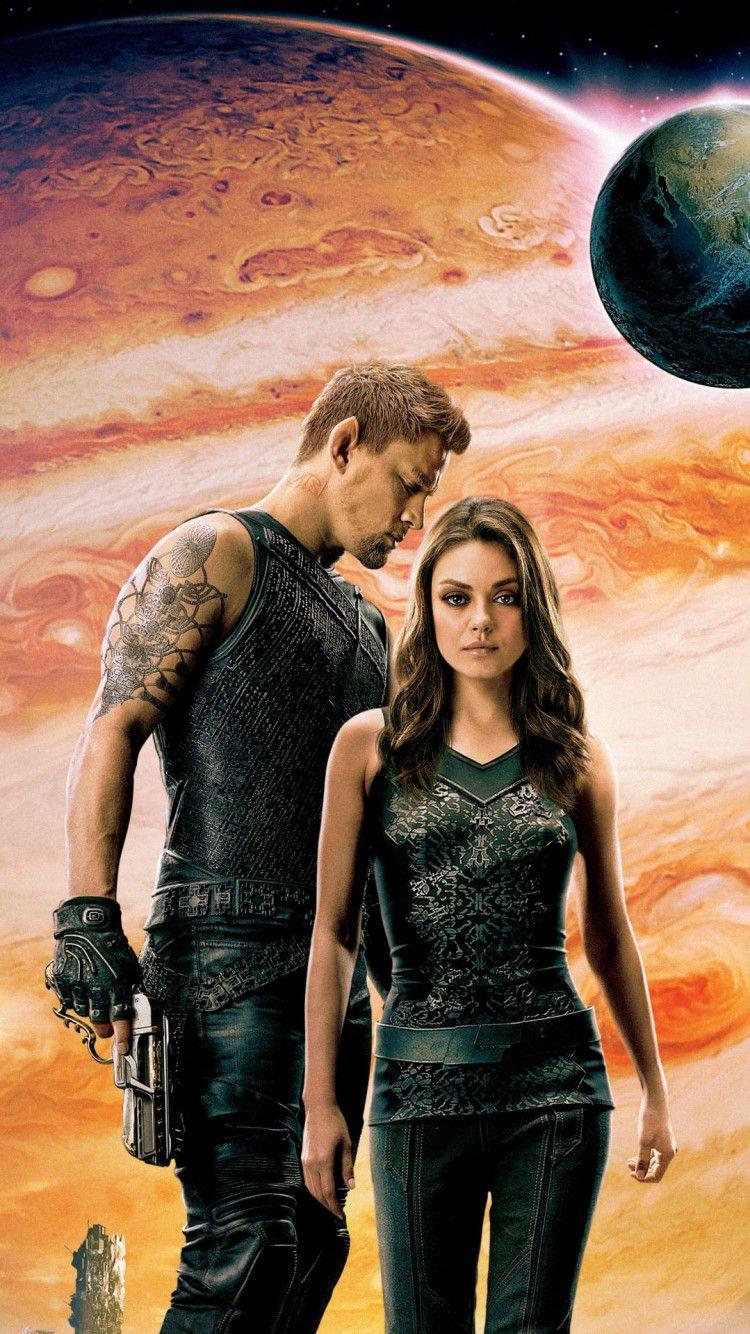 Mila Kunis Jupiter Ascending 2015 Movies In 2019 Jupiter