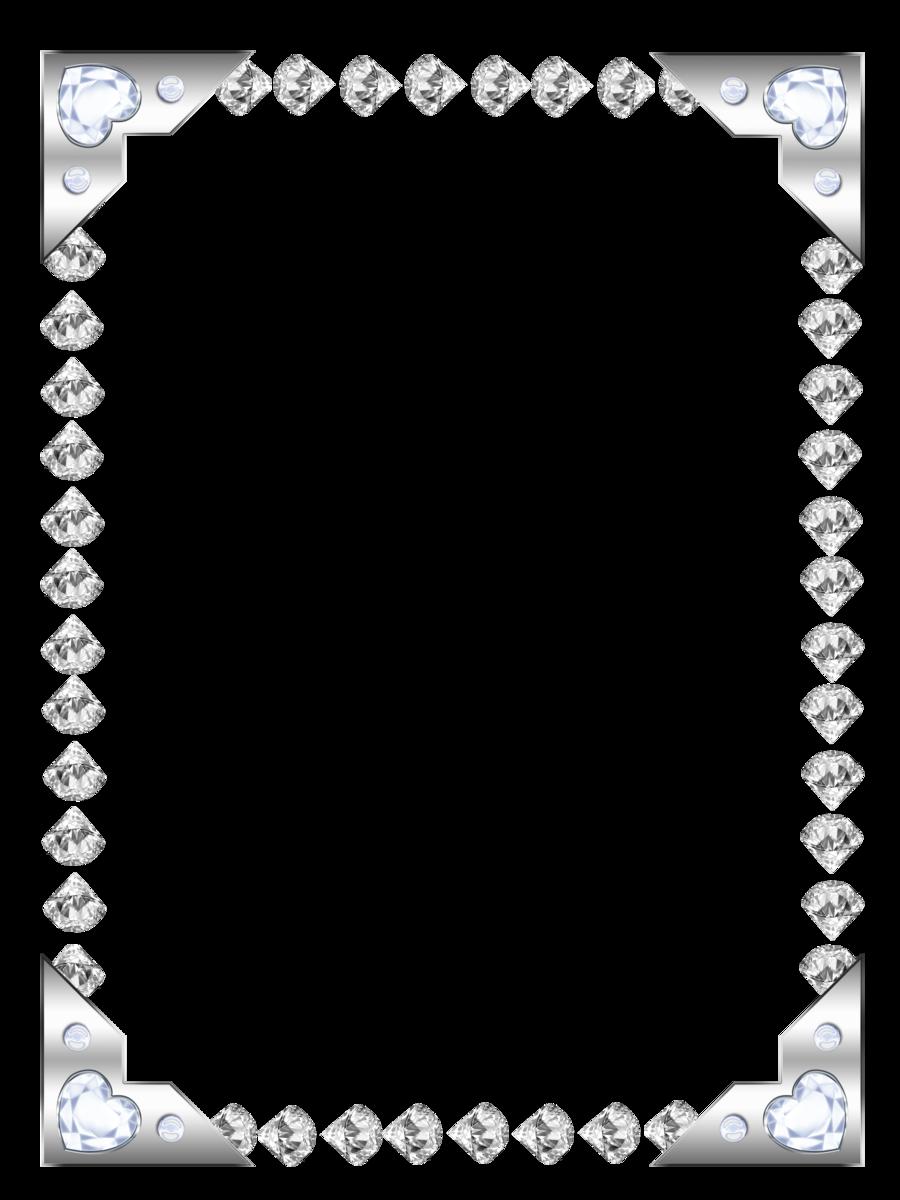 Pin By Larisa Tanova On Dekoraciok Frame Clipart Jewel Frames Clip Art Borders