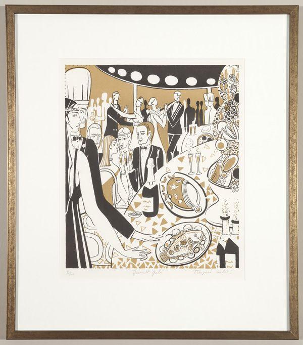 Vincent Mann Gallery New Orleans: Francoise Gilot, Luc Didier