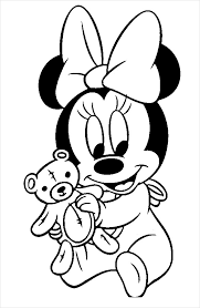 Image result for baby mickey coloring pages   Mickey mouse ...