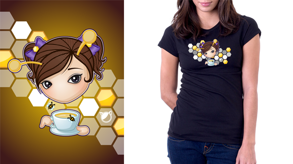 Etsy shop now open! Bee Time tee available at: https://www.etsy.com/listing/202994752/bee-time Use coupon code MOOKIPIN for a 20% discount on all orders of $40 or more! Offer expires Nov 8, 2014