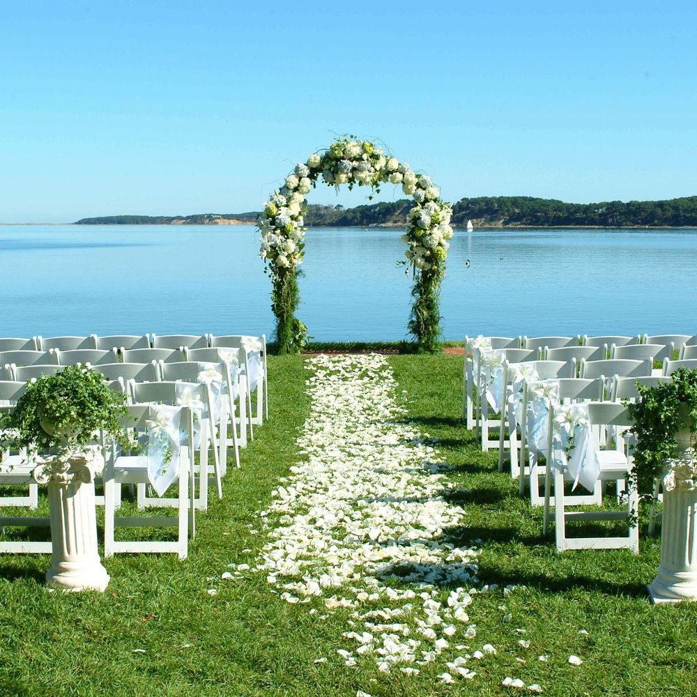 The Best Places To Get Married On Cape Cod Wedding Venues Beach