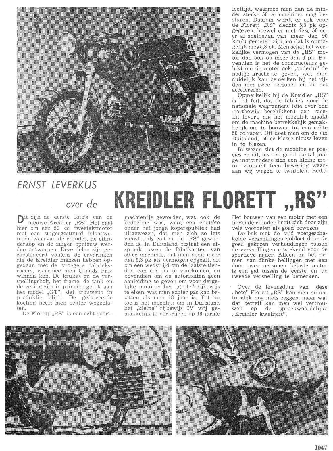 Pin Van Wil Cremers Op Kreidler Brommers Motorfietsen