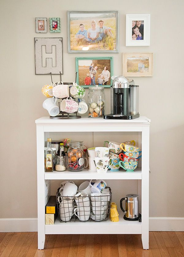 coffee stations home coffee stations and coffee on pinterest unique diy coffee station