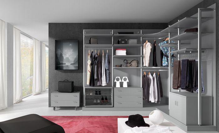 KIBUC muebles y complementos  Vestidor Kosmos